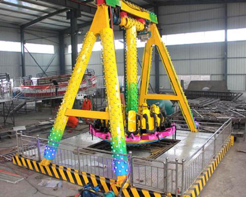 BNFR-8B Beston small spining pendulum ride for sale