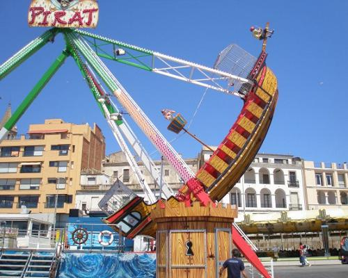 BNPS-32H Beston classical pirate ship ride for sale