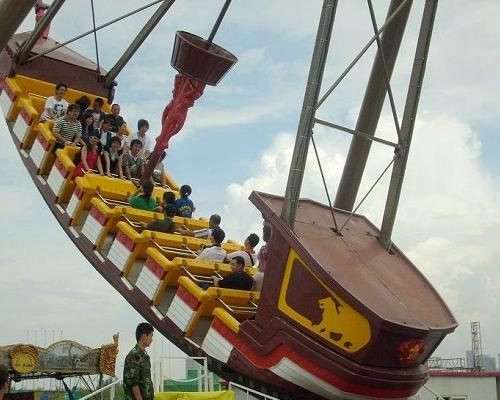 BNPS-45A Beston theme park equipment pirate ship rides for sale