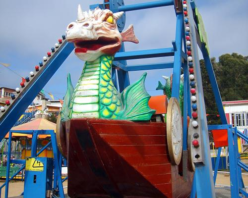 BNPS-8N Beston fair rides mini sea dragon ride for sale